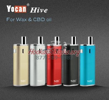 Yocan Hive Wax and CBD Oil Vape Pen