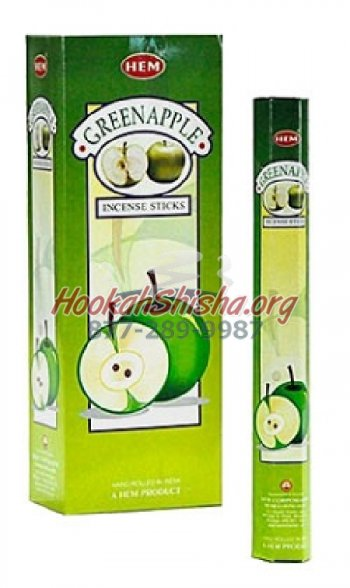 Hem Green Apple