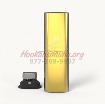 Gold Pax 3 Vape Dry and Concentrate Vaporizer