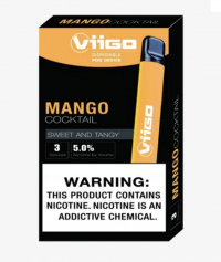 VIIGO MANGO COCKTAIL DISPOSABLE VAPE PEN