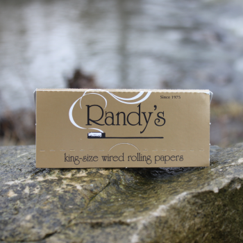 Randy's Classic's: King-Size Wired Rolling Papers 1-pack