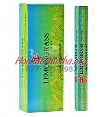 Lemon Grass Incense: Hem: 20 Sticks