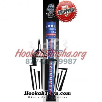 Starbuzz Hookah Stick: Exotic Blue Mist