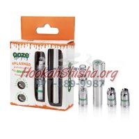 Ooze Splasher Atomizer (Chrome)