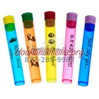 Doob Tube Small 3″ Smell Proof Storage (Translucent)