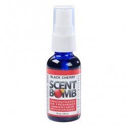 SCENT BOMB 1oz SPRAY BOTTLE BLACK CHERRY
