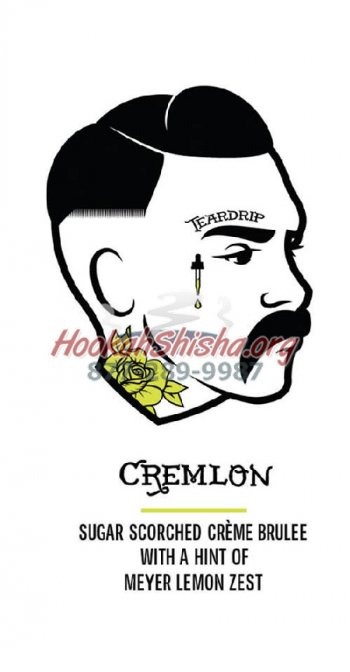 Teardrip E-Juice: Cremlon E-Liquid 30 ML
