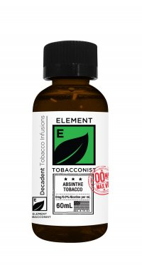ELEMENT TOBACCONIST ABSINTHE TOBACCO 60ML