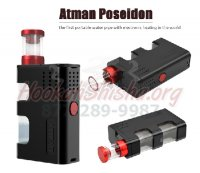 Atman Nereus Portable Electronic Water Filtered Vape Mod