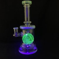 ILLUMINATI The UV Illuminati Eye Slyme Banger Hanger
