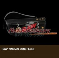 Raw King Size Cone Filler w/ Stick Easy Fill and Pack
