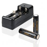 Universal Dual Smart Vape Battery Charger 18650 etc