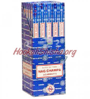Nag Champa Incense: Sai Baba : 10 Sticks