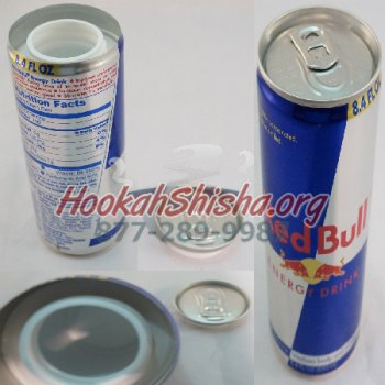 Red Bull Stash Can