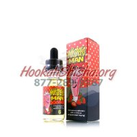 Donuts E-Juice: Milkshake Man E-Liquid 30 ML (Strawberry Milkshake)