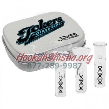 Jokers Glass Tips 1 pice