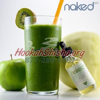Green Blast E Liquid - Naked 100
