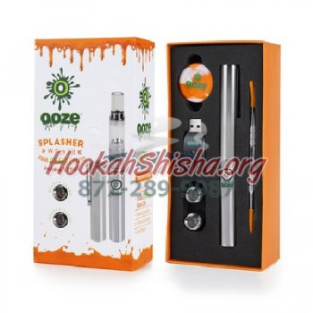 Ooze Splasher W Pen Kit (Chrome)
