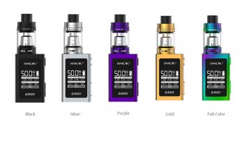 SMOK Q-BOX KIT BLACK