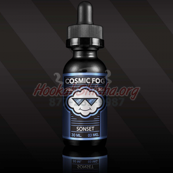Cosmic Fog E-Juice: Sonset E-Liquid