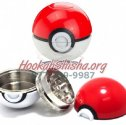 Red & White Ball Grinder