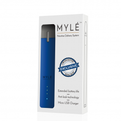 Royal Blue Device by MYLE