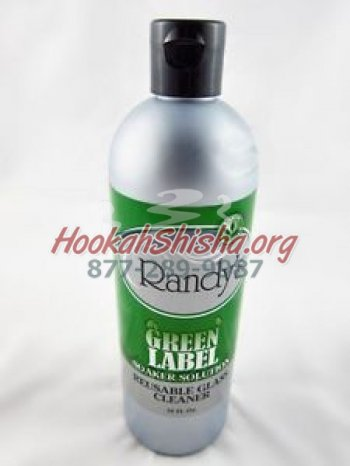 Randy's Green Label Cleaner – 16oz Bottle