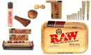 Raw Smokers Lounge Connoisseur Kit
