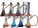 Econo Single Hose Glass Hookah 18""