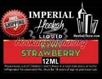 E Hookah Refill Liquid 12ml: Kiwi Strawberry
