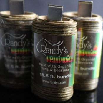 Randy's 15.5′ Lighter Sleeve Hemp Wick