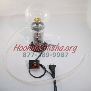 Light Up globe Vaporizer
