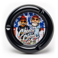 Cheech and Chong Ashtray U S A