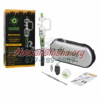 Ooze Hurricane Water Bubbler Vaporizer Pen Kit