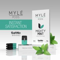 MYLE VAPE PODS: Mighty Mint