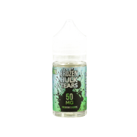 Mighty Salts 30ml – Hulk Tears 36mg. or 50mg.
