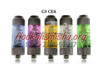 Ce6 Vapor Pen Clearomizer Cartomizer Atomizer Refillable Liquid Tank