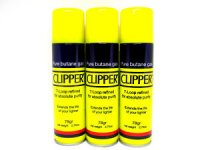 Clipper 7X Mini Butane 2.75oz Fuel