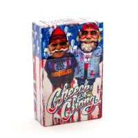 Cheech and Chong Flip Top Cigarette Case 85mm U S A 1