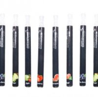 Sigma 1200 Puff Nicotine Free Disposable e-Hookah 12 Pack