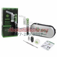 Ooze Weeper Water Bubbler Vaporizer Pen Kit