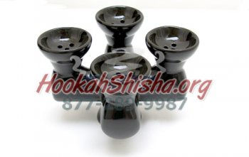 Four Head Ceramic Hookah Bowl