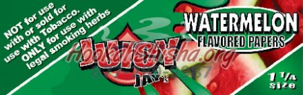 Juicy Jays Flavored Rolling Papers: Watermelon (32 Sheets)