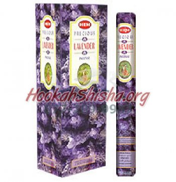 Lavender Incense: Hem: 20 Sticks