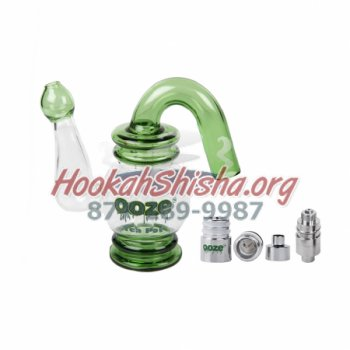Ooze Tea Pot Water Bubbler Vaporizer