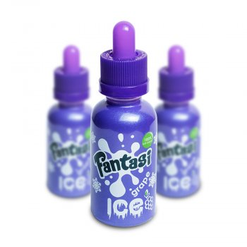 Fantasi Grape Ice E Juice