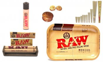 Raw Smokers Lounge Pro Kit