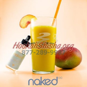 Amazing Mango E Liquid - Naked 100