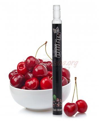 Sigma Disposable e-Hookah - Red Cherry