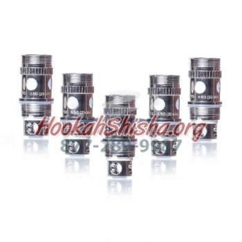 ASPIRE ATLANTIS COIL 0.5 OHM: 5 PACK